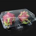 rígida transparente de plástico filme de pvc para embalagens de frutas e bandeja de ovos