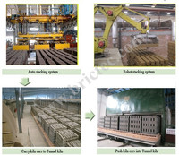 Exit Pulling Machine for tunnel kiln