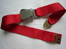 Top quality hot sales aircraft buckle fashion belt.