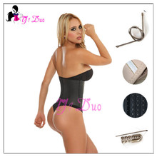 Make In China Body Shaper Leather Women XXL Belt 3 Hooks Underwear For Women Waist Training Corsets
