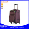 end year special price travelling trolley bag, 4 wheels 210D lining trolley luggage for whoelsale price