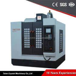 Cheap CNC Milling Machine Vertical Machining Center with Tool Changer VMC7035