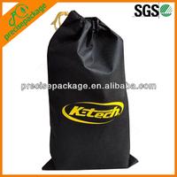 reusable custom fabric shoe dust bags