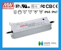 MEANWELL 100W 350mA Constant Current IP67 waterproof Dimmable with PFC function UL/CE/CUL Approval LED Driver HVGC-100-350