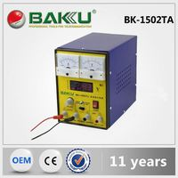 Baku Top Quality Wholesale Price 2015 New Style The Portability 5V Dc Battery Power Supply