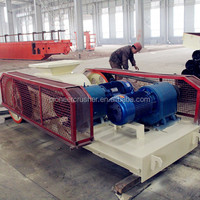 PIONEER high quality double roller crusher/roller crusher