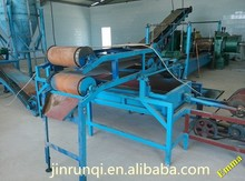 waste tyre rubber recycling plant / recycling tyre to crumb / tire shredding equipment