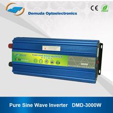 24v 220v 3000w back up inverter intelligent dc/ac power inverter single phase frequency inverter dealer