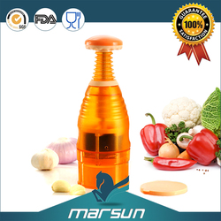 China Factory Hot Sale Plastic Onion & Vegetable Cutter