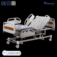 Hospital Three Function Electric Bed Controlled By Remote Used For Sale
