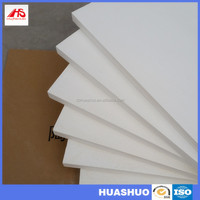 500-1600C Polycrystalline Mullite Ceramic Fiber Board
