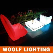 de interior y al aire libre brillante luz led de color de muebles sofá de la lista de precios