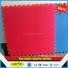 2014 Best sells EVA taekwondo/martial puzzle mats
