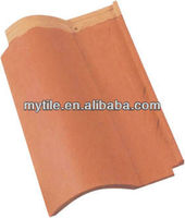 High Quality French Style Roman Roof Tiles Terracotta Tiles In China