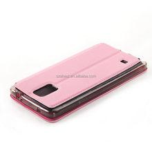 Cheap hot sale for ipad mini leather cover case