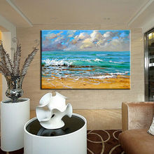 Art painting on canvas for sale decorative wall stickers sea scenery canvas paintings modern oil paintings decorative wallpaper