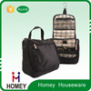 Factory customize hanging travel toiletry bag for traveling