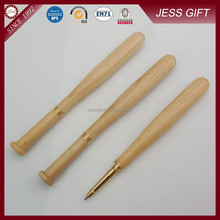Recycled wood pen natural color wood pen magic stick pen