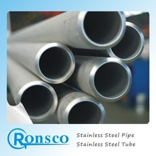 ASTM A312 duplex steel pipes uns no s32750 for oil and gas