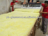 Glass wool thermal blanket heat resistance building materials