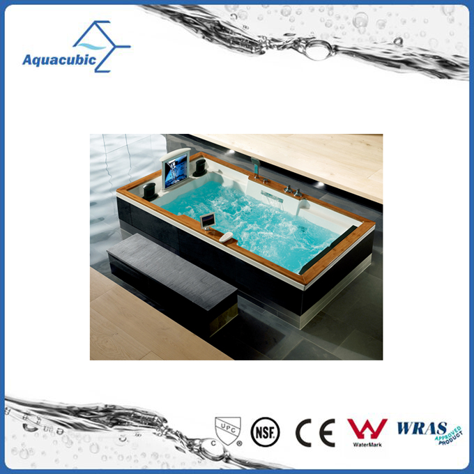 più nuovo lusso di alta qualità jet idromassaggio vasche, Disegni interni
