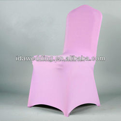 wholesale ruched chair cover/wedding chairs cover fashion universal/used banquet chair covers customized