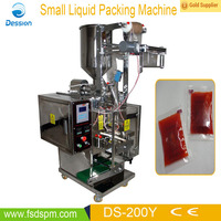 Automatic filling packaging machine for sweet red chili sauce DS-200Y