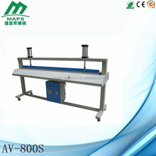 AV-800S cheap heating and sealing machine for PP,PE plastic bag