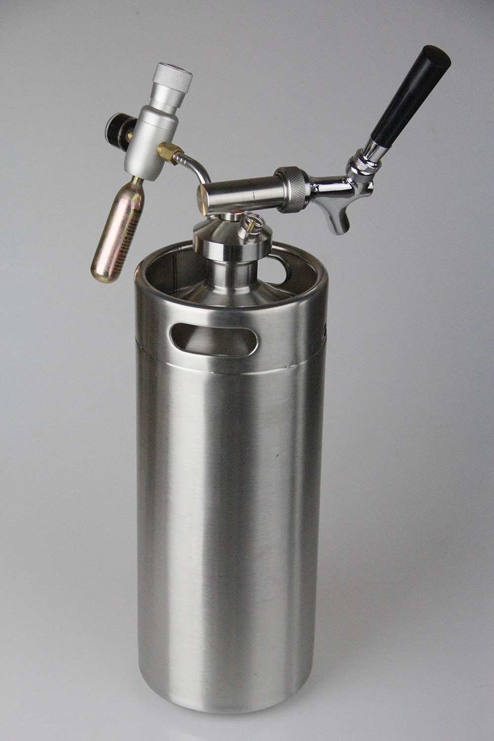 1 Gallon Stainless Steel Growler