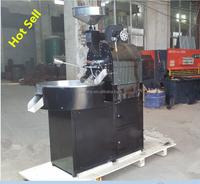 Haoran Selling Well HRHP-10 Coffee Bean Roaster Machine/10kg Coffee Roaster Machine/Gas Heating Commercial Coffee Roaster