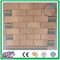 Sepia classic architectural roofing shingles cheap hexgonal roofing tiles made in China