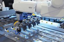 ABB vials blister packaging machine