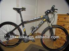12K/3K matt or UD 10kg light weight mtb carbon fiber moutain bicycle 3*10 speed
