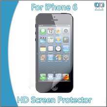 Fashionable clear screen protector for mobile phone