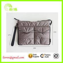 Eco friendly organizer Soft Sleeve Bag Case Pouch