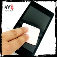 new product microfiber sticky wipe,sticky cleaner gift for screen protector,microfiber sticker screen cleaner