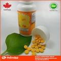el mejor oem de marca propia gmp del complejo b gmp tabletas de vitamina