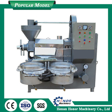 Chinese High Quality Screw Sunflower Oil Press/Automatic Economic Screw Type Peanut Oil Expeller Press Equipment