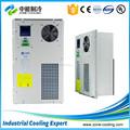 Exterior radiador de refrigeración, cabina de aire acondicionado