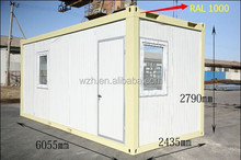 cheap but elegant prefab container house/portable house ,apartment from China supplier
