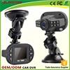 G-sensor with 12 IR led c600 hd video camera/driver recorder hd car dvr camera/car black box 2015