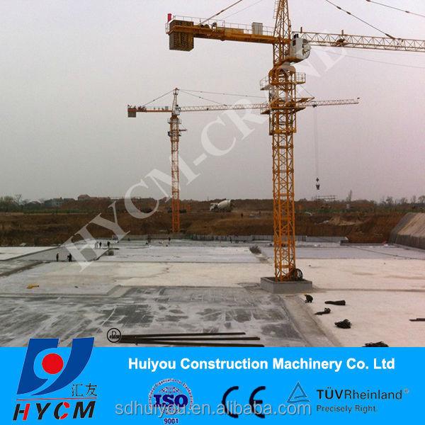 Tower Crane New Technology : Qtz tc t big topkit tower crane used high