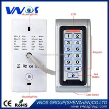 Latest hot selling metal rfid and pin door access control