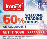 IronFx - The Global Leader in Online Trading