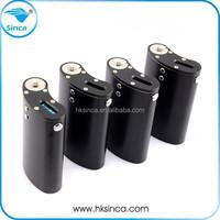 Vapor flavor wholesale of variable wattage mod, mechanical mod with dual 18650 battery, 1:1 clone vapor flask v3 clone vapor mod