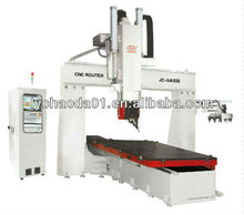 Professional! 5 axis cnc router machine with factory price