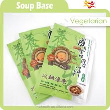 Natural herbal hot pot health items , food and no health food additives