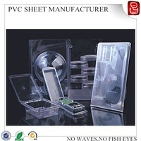 (0.028mm to 6.5mm )top quality wholesale rigid pvc clear plastic sheet for folding boxes
