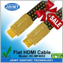 2015 1080P full HD 4k*2k 3d display high speed with ethernet 24k gold plated 1080P HDMI Male to VGA Converter Adapter
