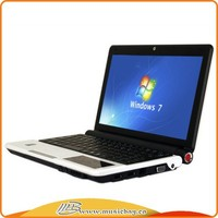 Factory Windows 7 PC intel atom D2600 Dual core 1.8Ghz ,Skype MSN Ebook 10 inch computer for kids